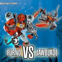 Furno vs. Jawblade