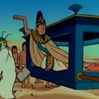 En Egypte