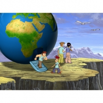 Découvre la planète
