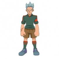 Inazuma Eleven Go - Les joueurs du Cinquième Secteur