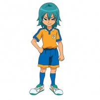 Inazuma Eleven Go - Aitor Cazador