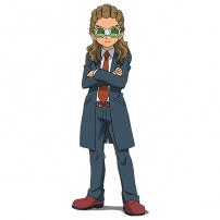 Inazuma Eleven Go - Jude Sharp