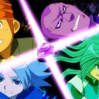 Fond d'écran Inazuma Eleven saison 2