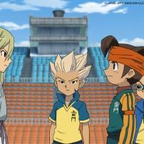 Inazuma Eleven - Byron Love rejoint l'équipe