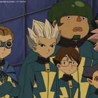 Inazuma Eleven - l'équipe des Raimon