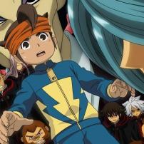 Inazuma Eleven - la menace ressurgit