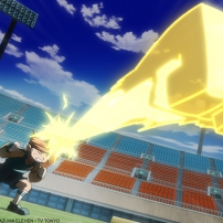 Inazuma Eleven, le poing de la justice