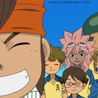 Inazuma Eleven - le sourire de Mark