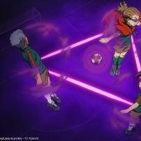 Inazuma Eleven - le triangle de la mort