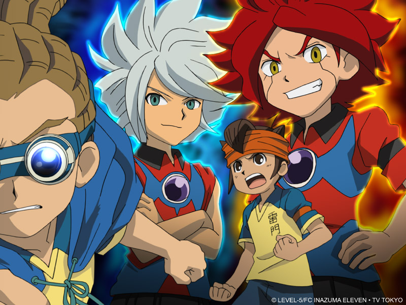 1000 images about inazuma eleven on pinterest - Inazuma eleven 3 torch ...