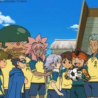 Inazuma Eleven - reprise de l'entrainement