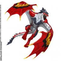 Invizimals - Fire Dragon