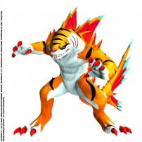 Invizimals - Tigershark