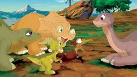histoire le petit dinosaure