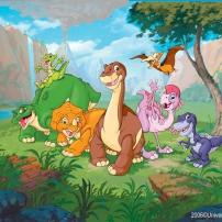 la vallée des merveilles le petit dinosaure