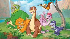 personnages le petit dinosaure
