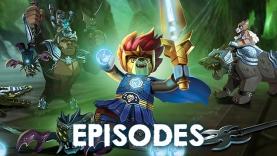 Les Episodes des Légendes de Chima 2