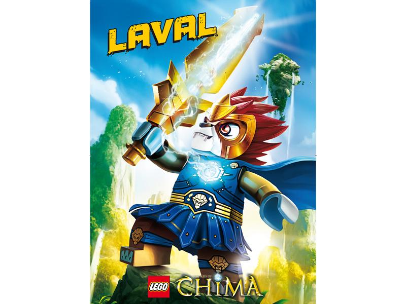 Laval l go chima coloriage - Lego chima a colorier ...