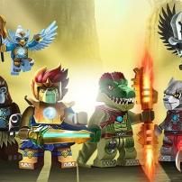 Lego Chima - les légendes de Chima