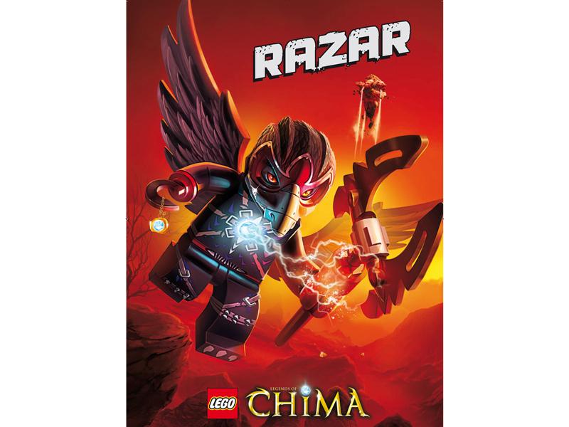Retrouvez encore plus de coloriages avec les coloriages - Dessin lego chima ...