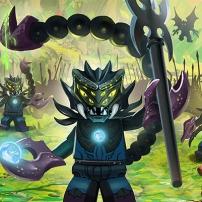 Lego Chima - Scorm, le roi de la tribu des Scorpions