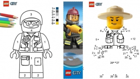 Les Coloriages et les Activités de LEGO City