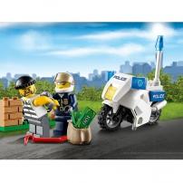 LEGO City - L'arrestation des voleurs