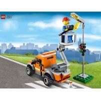 LEGO City - L'électricien