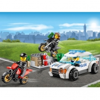 LEGO City - La course poursuite
