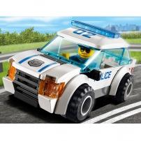 LEGO City - La voiture de police