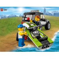 LEGO City - Le jetski