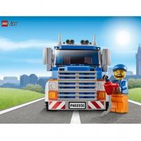 LEGO City - Le routier