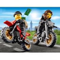 LEGO City - Les voleurs s'enfuient à moto