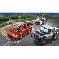 LEGO City : la police - la police spéciale