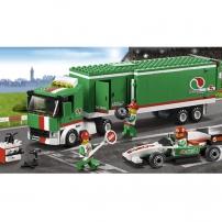 LEGO City : super véhicule - le camion du Grand Prix