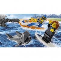 LEGO City : les gardes-côtes - le sauveteur