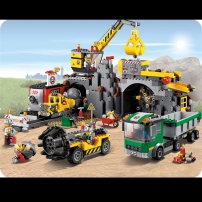 Lego City - Univers de la mine