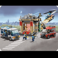 Lego City - Univers de la police