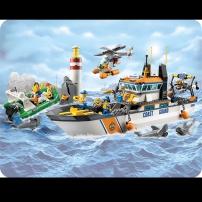 lego City - Univers des garde-côtes