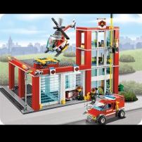 lego City - Univers des pompiers