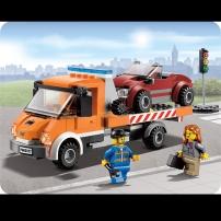 Lego City - Univers des super-véhicules