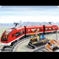 Lego City - Univers des trains