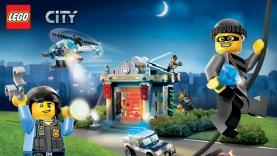 Les vidéos de LEGO City