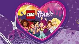 ateliers créatifs lego friends