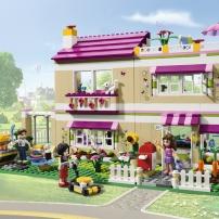 La maison d'Olivia, LEGO Friends