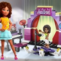 Andréa, LEGO Friends