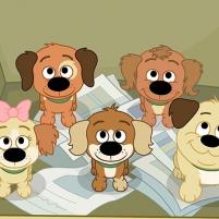Les Puppies : L'Agence Canine - Les petits chiots