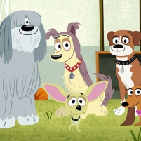 Les Puppies : L'Agence Canine - Une équipe de choc !