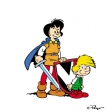 Johan et Pirlouit - les Schtroumpfs