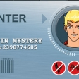 Martin Mystère - Badge de Martin